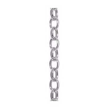 925 Sterling Silver Diamond Cut Belcher Chain Necklace