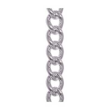 925 Sterling Silver Curb Chain Bracelet